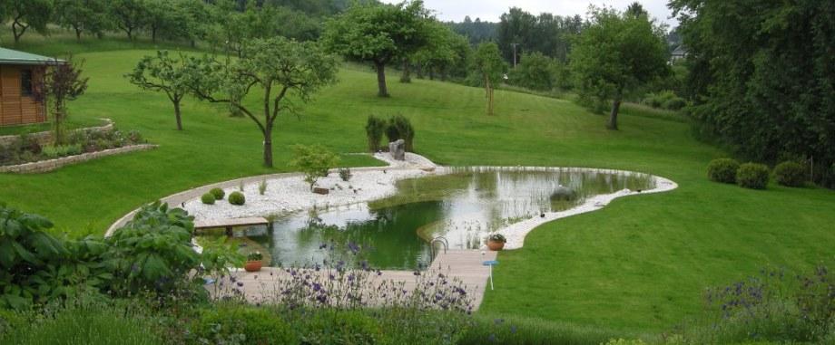 Wasser im Garten | Schnur Garten- und Landschaftsbau | Saarland